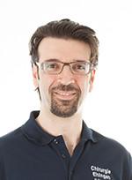 Sektionsleiter Viszeralchirurgie, Bernd Nasifoglu